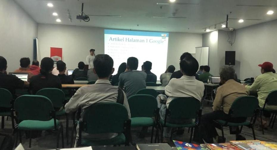 Kursus Bisnis Online Terlengkap di Karet Jakpus