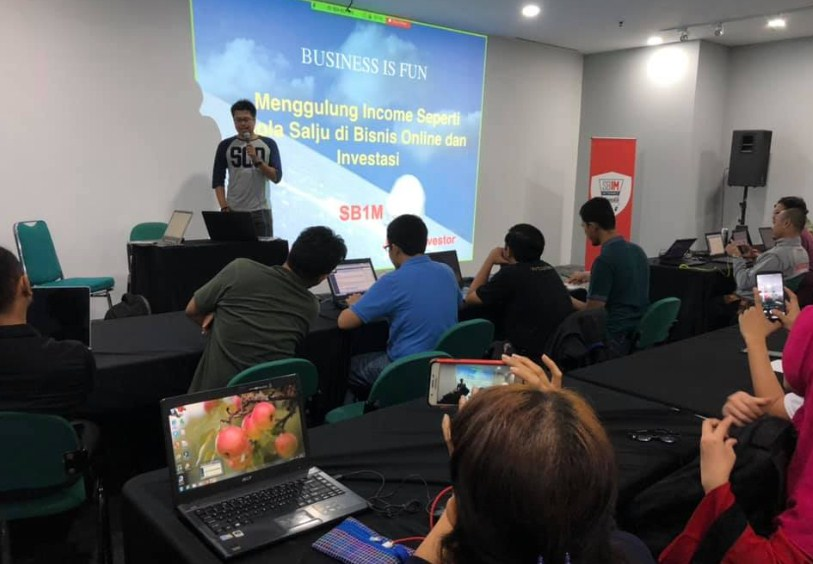 Kursus Bisnis Online Terlengkap di Kemayoran Jakpus