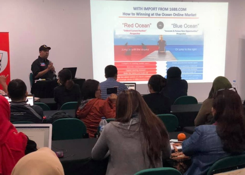 Kursus Bisnis Online Terlengkap di Rawamangun Jaktim