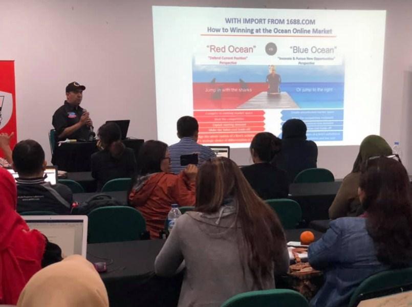 Kursus Bisnis Online Terlengkap di Semper Jakut