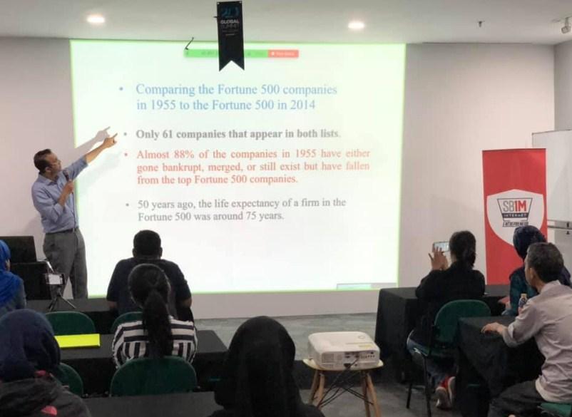 Kursus Digital Marketing SB1M di FX Sudirman Jakarta