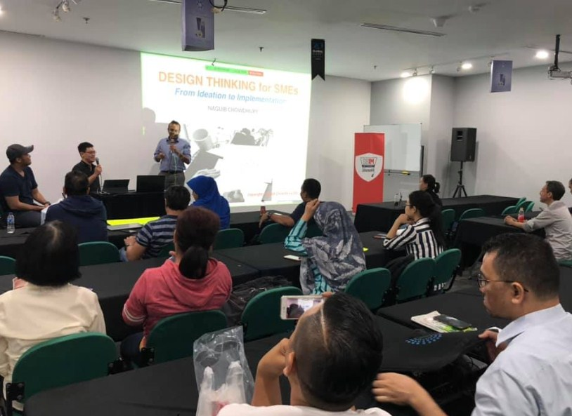 Kursus Internet Marketing SB1M di FX Sudirman Jakarta