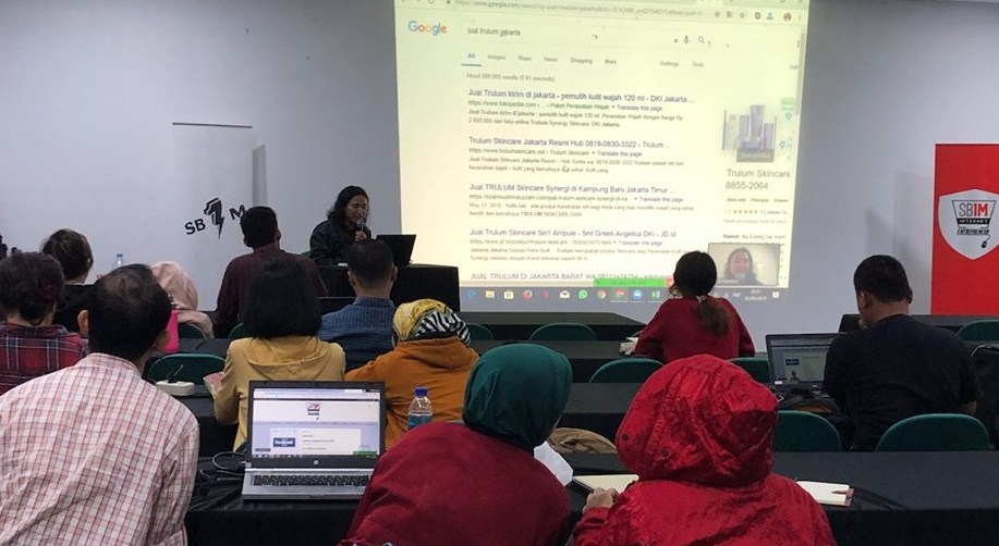 Kursus Bisnis Online Terlengkap di Pluit Jakut