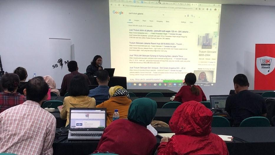 Kursus Marketing Online Terbaik Terfavorit di Indonesia