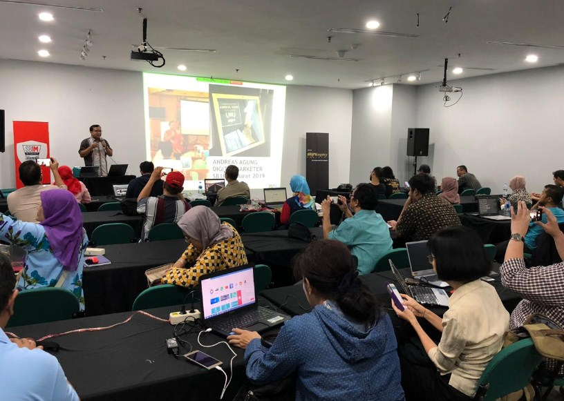 Pelatihan Digital Marketing Terfavorit Terlengkap di Batam