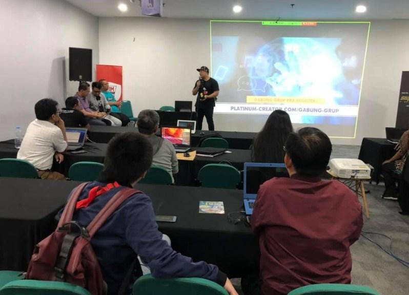 Kursus E-commerce Terbaik Terfavorit Palembang