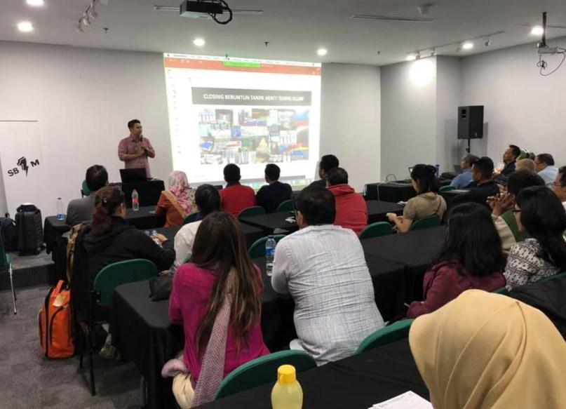 Pelatihan Bisnis Online di Masa Pandemi Covid19