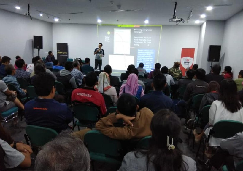 Kursus Startup Bisnis di Masa Pandemi Covid19