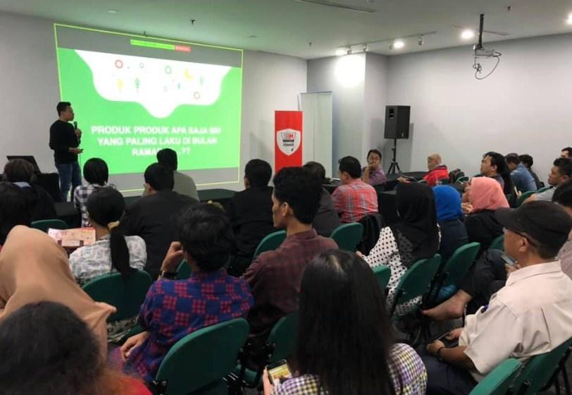 Seminar Internet Marketing Gratis Terbaik di Bekasi