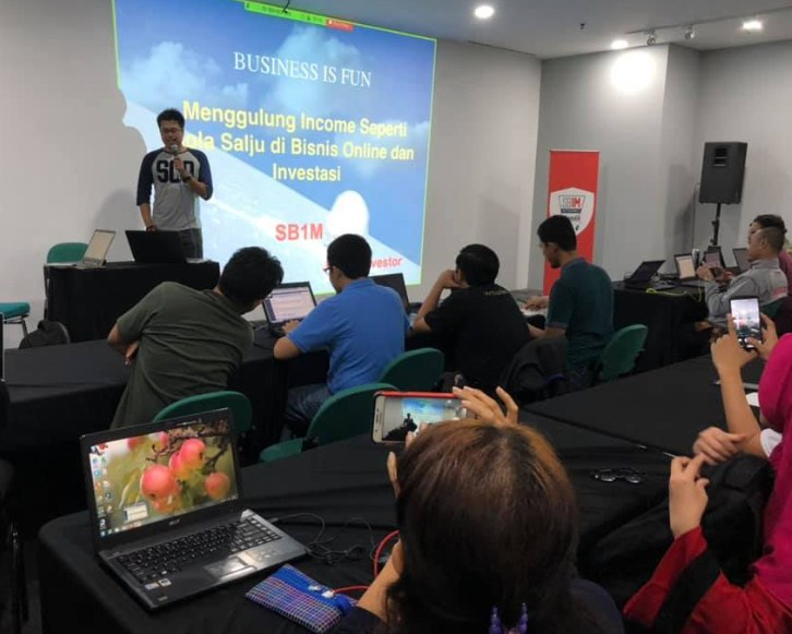 Seminar Internet Marketing Gratis Terbaik di Semarang