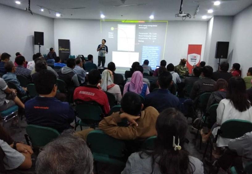 Seminar Internet Marketing Gratis Terbaik di Yogyakarta