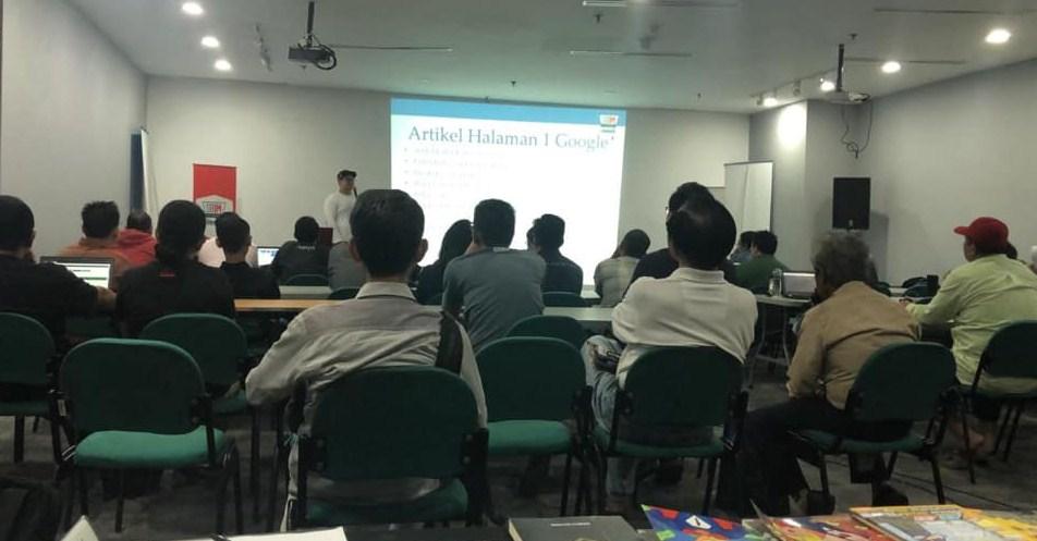 Seminar Internet Marketing Gratis Terbaik di Bandung