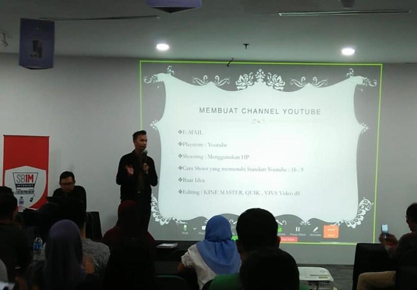 Seminar Internet Marketing Gratis Terbaik di Surabaya
