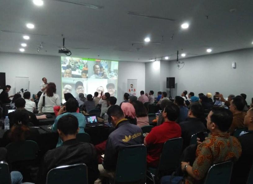 Seminar Internet Marketing Gratis Terbaik di Bogor