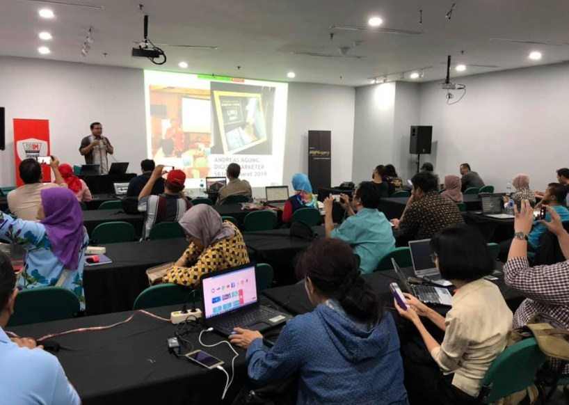Seminar Internet Marketing Gratis Terbaik di Malang