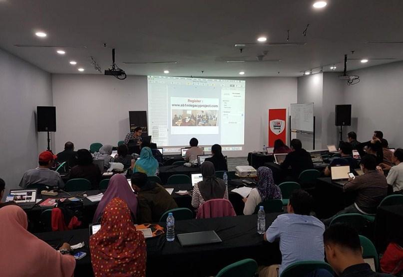 Seminar Internet Marketing Gratis Terbaik di Palembang