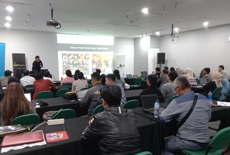 Seminar Internet Marketing Gratis Terbaik di Magelang