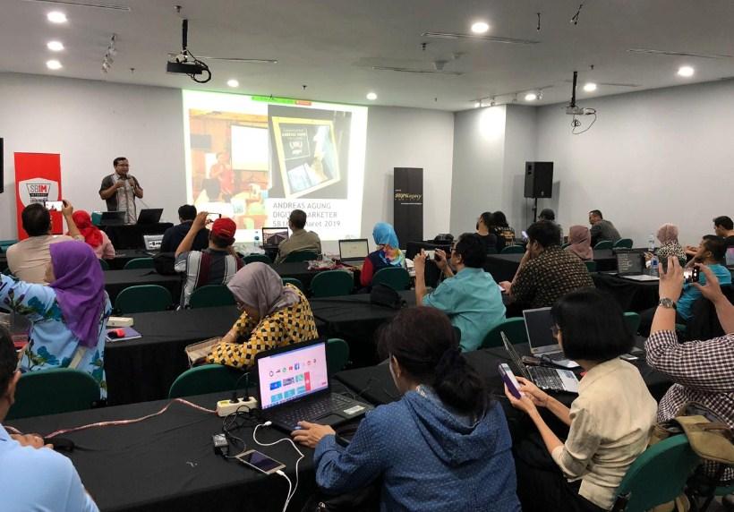Seminar Internet Marketing Gratis Terbaik di Surakarta