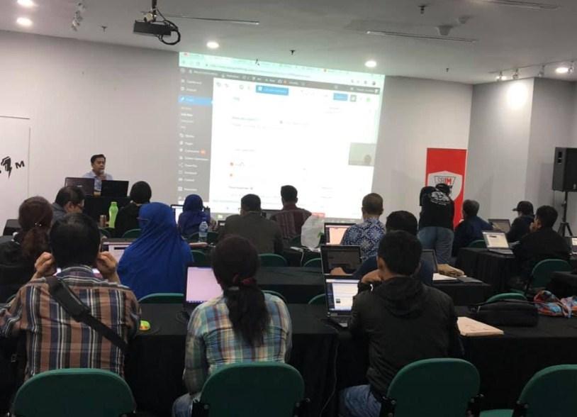 Training Bisnis Online di Masa Pandemi