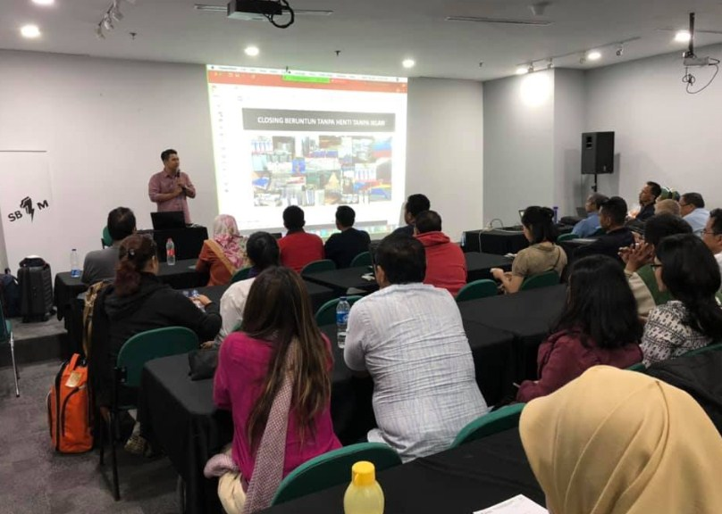 Training Online Marketing di Masa Pandemi