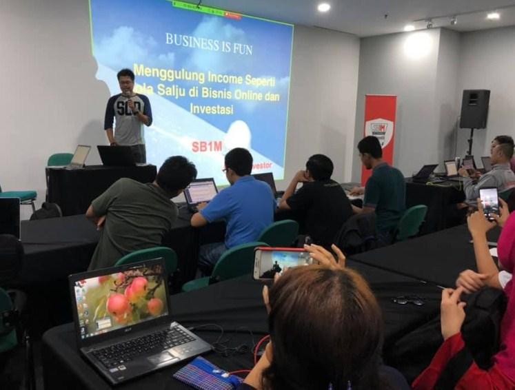 Pendidikan Internet Marketing Terbaik di Indonesia
