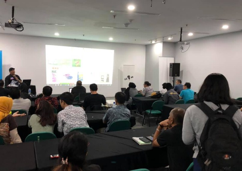 Training Online Internet Marketing di Masa Pandemi