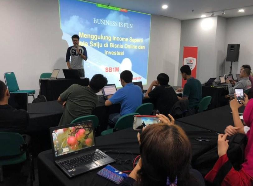 Pendidikan E-commerce Bisnis Terbaik di Jakarta