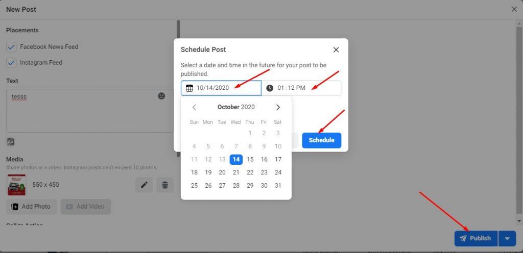 Cara Posting Otomatis dan Terjadwal di IG tanpa Tools