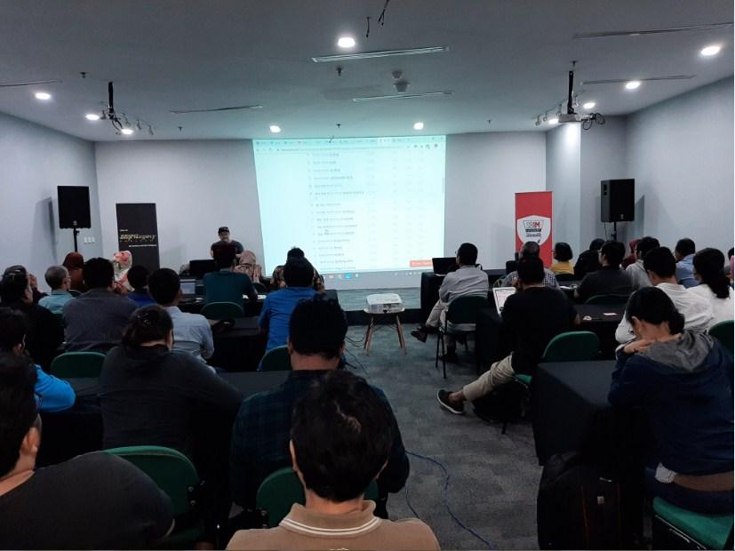 Kursus Internet Marketing WN Indonesia di Hongkong